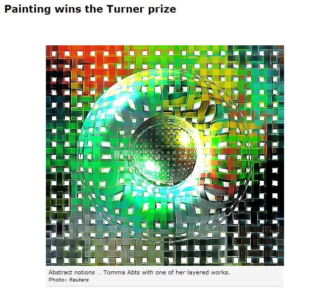 The Turner Prize 2013